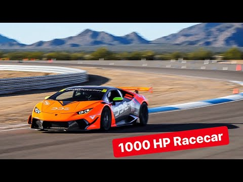 WORST RACE CAR EVER! 1000 HP LAMBORGHINI TWIN TURBO