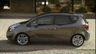 Vauxhall Meriva 2011 Videos