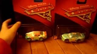 Cars 3 murray clutchburn y buck bearingly
