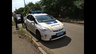 Полиция Кривого Рога штрафует всех подряд за белый кружочек