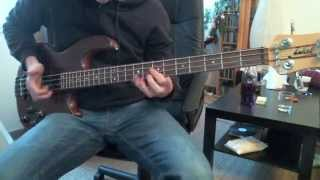 Marcus Miller - Intro Duction (Bass Cover)