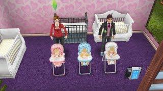 Como ter três ou quatro filhos no the Sims Free play