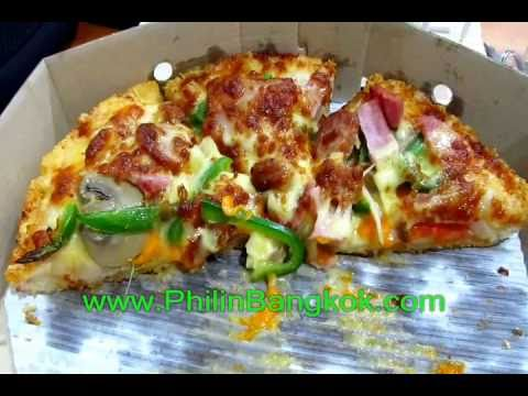 My First Pizza Company Home Delivery in Thailand – Phil in Bangkok