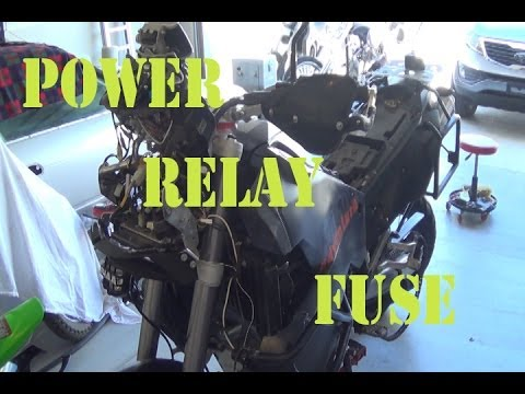 ktm 990 power relay fuse