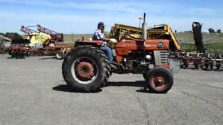 MF  175 Tractor, 2wd, Diesel