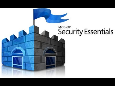 Microsoft Security Essentials Right Click Scan Missing(FIXED)