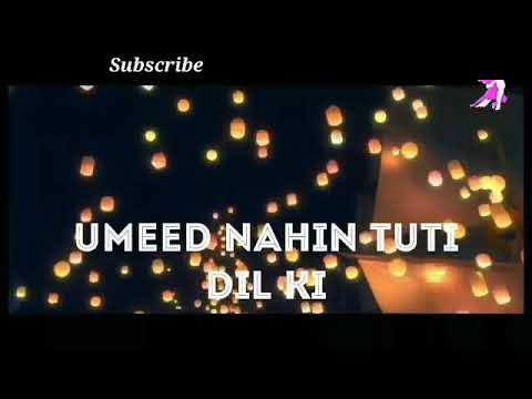 Assi Ishq Da Dard Jaga Baithe || Sad Whatsapp Status Video || Wapking Smart