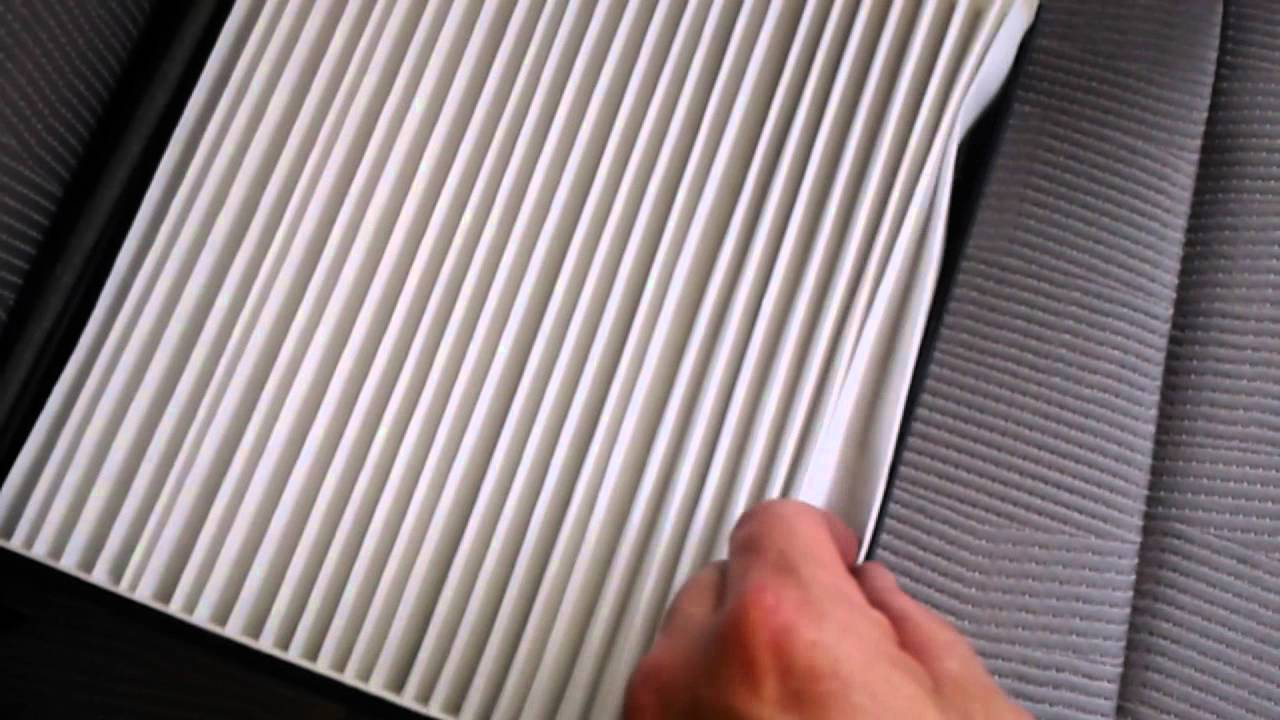 2012 Honda Pilot Cabin Air Filter Replace - YouTube