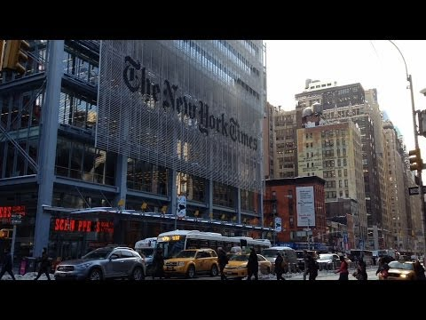 The New York Times' Bill Keller on the Evolution of NY News Media | MetroFocus