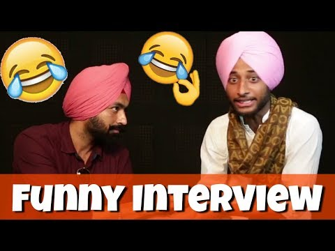 Tarsem Jassar Funny Interview 😂😅