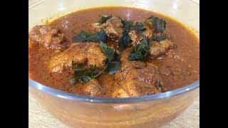 how to make restaurant style butter chicken recipe.