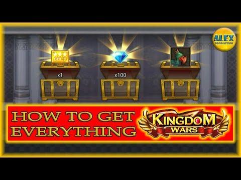 Kingdom Wars  - SUPER LEGEND BUG | Let's Play