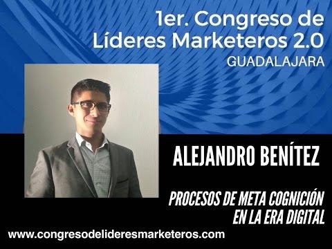 El paso 0 del marketing digital, #LideresMarketeros, con Alejandro Benitez