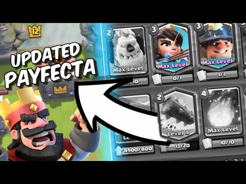 UPDATED PAYFECTA DECK : Pro Tips ft Tag (Jake) in Clash Royale
