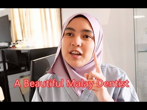 A Beautiful Dentist from Malaysia