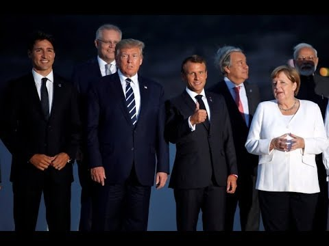 The National for Sunday, August 25, 2019 — Rising tensions and an unexpected visit at the G7 summit