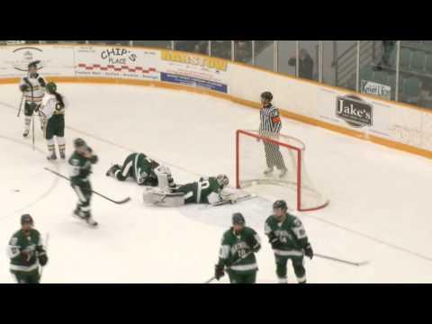 Clarkson Women's Hockey - Knights 3 - Dartmouth 0 - Nov. 15, 2014