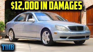 homepage tile video photo for Never Buy a $2800 Mercedes AMG