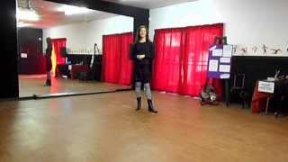 Locomotion Line Dance - Step by Step