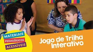 Jogo de Trilha Interativo | MPA