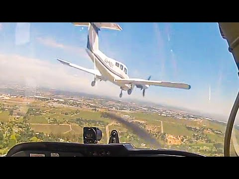 Planes Nearly Collide