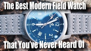The Best Modern Field Watch That You