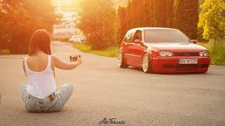 Enjoy Beauty | Bagged VW Golf MK4