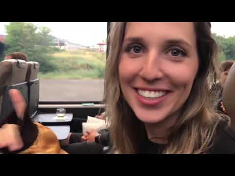 The Rocky Mountaineer Train - Vancouver to Banff, August 2018