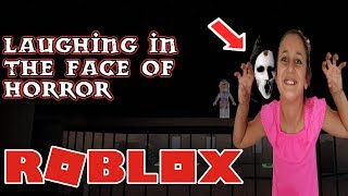 Laughing In The Face Of Horror in Horror Mansion — Roblox