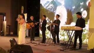 Chuyện Tình Thảo Nguyên-Khang Nhi Band 22-11-2014 Hotline: 0947320066