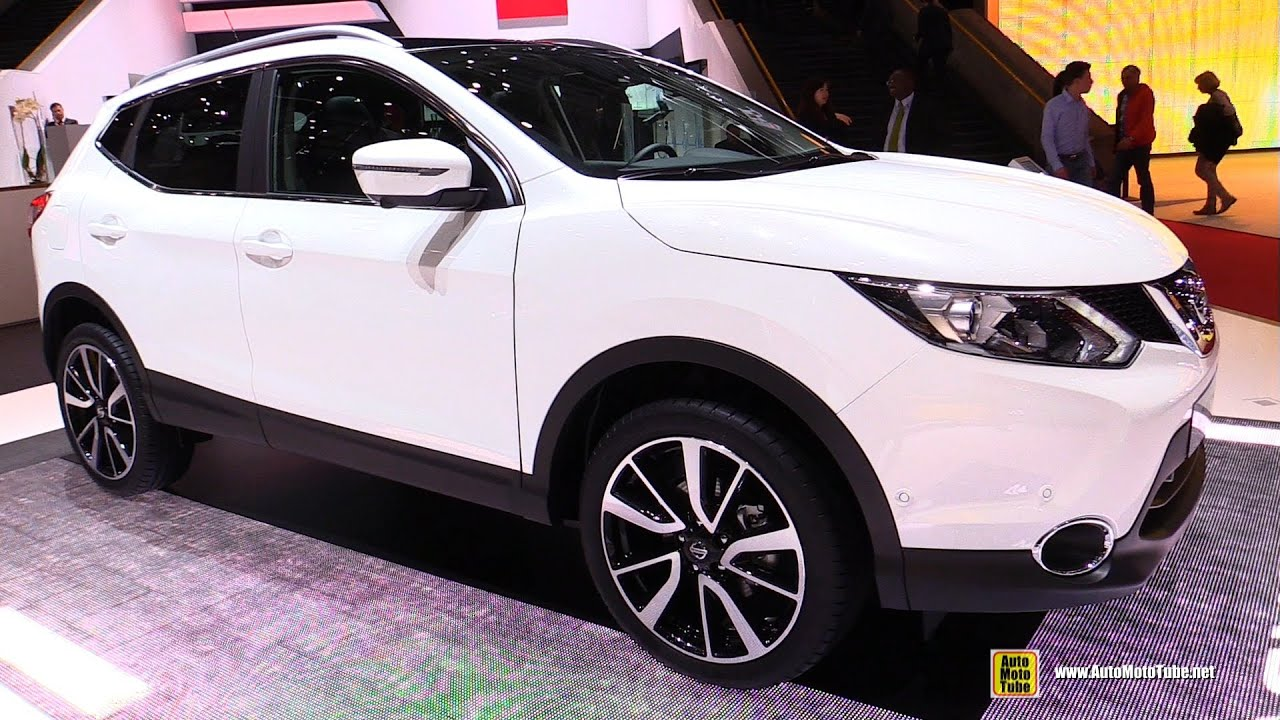 2015 nissan qashqai tekna exterior and interior walkaround 2015 geneva motor show youtube. Black Bedroom Furniture Sets. Home Design Ideas