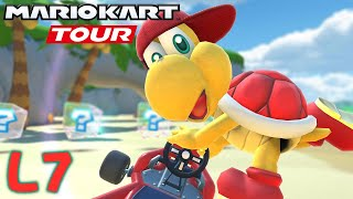 New Tour Challenge 50% Completed Peach Cup & Ludwig Cup - Mario Kart London Tour 7