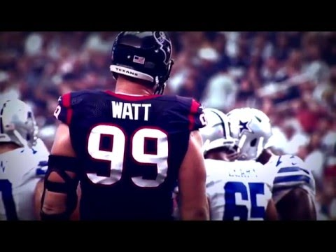 JJ Watt  Remember the Name  Highlights