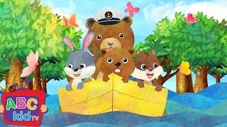 Row Row Row Your Boat   CoComelon Nursery Rhymes & Kids Songs