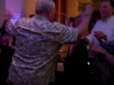 Wade Phillips Doing The YMCA in Miami