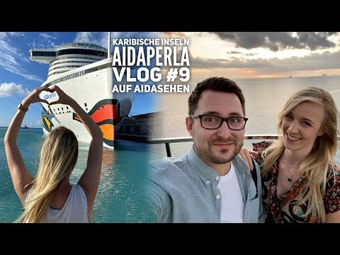 AIDA Vlog #9: Karibische Inseln mit AIDAperla - Corona-Abbruch der Reise