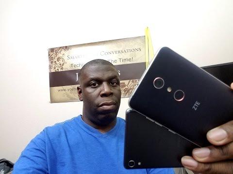 Sony Xperia XA Ultra VS ZTE ZMax Pro