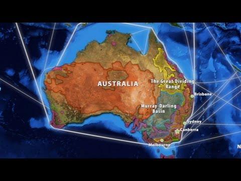 Australia's Geographic Challenge