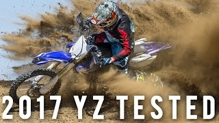 Video MOTOCROSS TESTED: 2017 YAMAHA MX BIKES download MP3, 3GP, MP4, WEBM, AVI, FLV Januari 2018