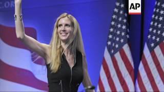 UC Berkeley Flip-Flops on Ann Coulter Speech