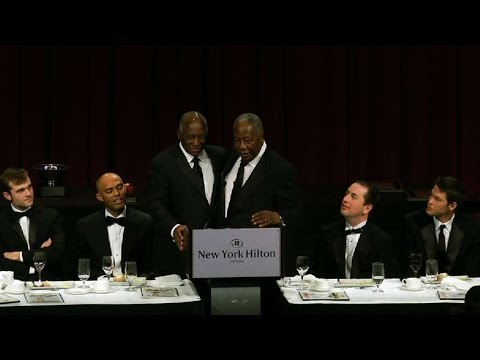Hank Aaron and Al Downing remember home run No. 715
