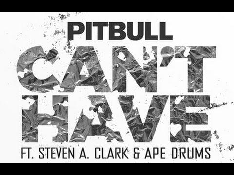Pitbull - Can't Have ft. Steven A. Clark, Ape Drums (Lyrics)