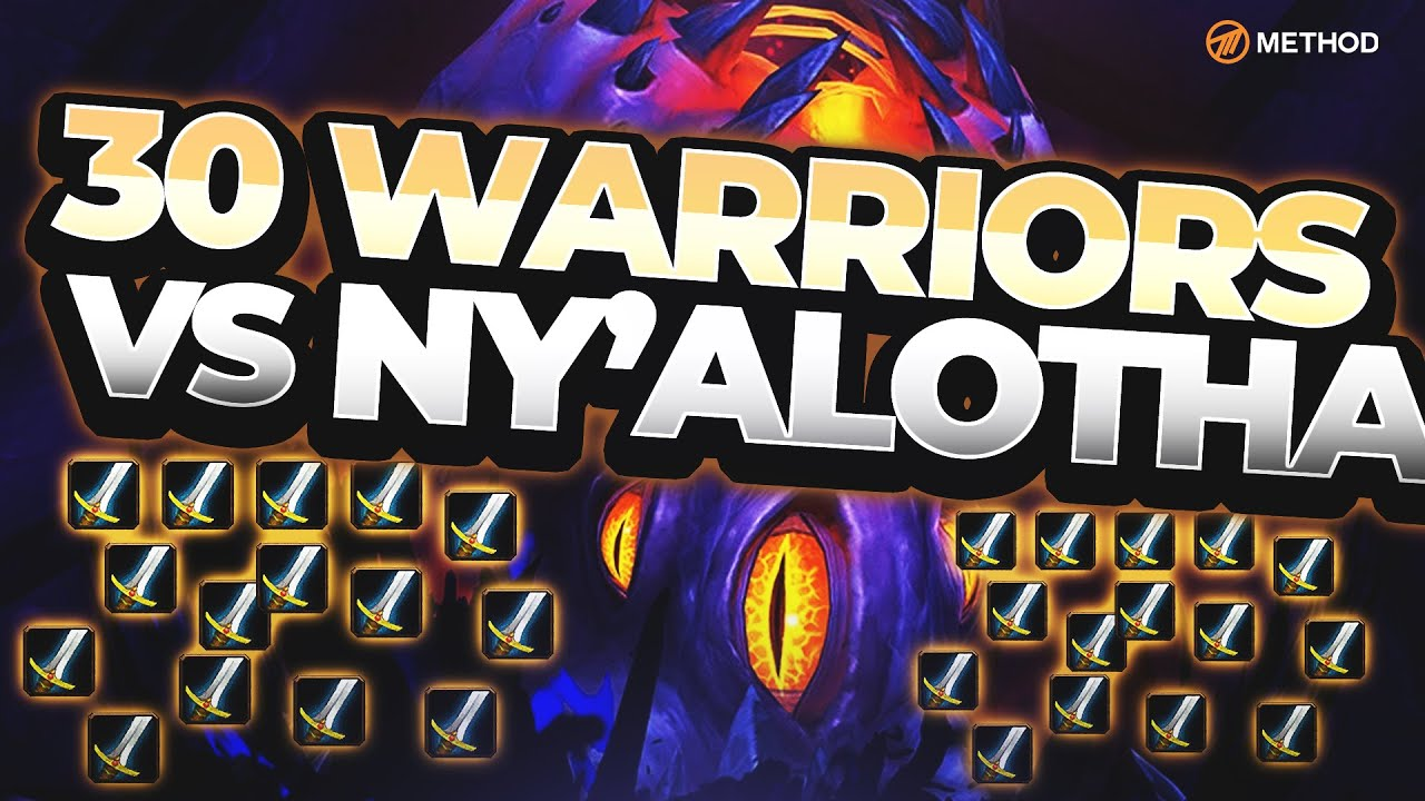 30 WARRIORS VS NY'ALOTHA
