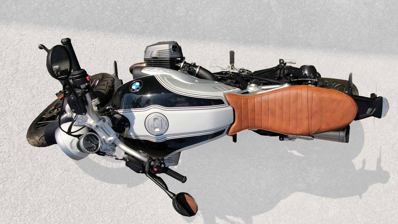 BMW R NineT Scrambler   Customizable Allrounder