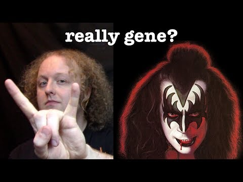 Gene Simmons Wants To Trademark The Devil Horns REACTION