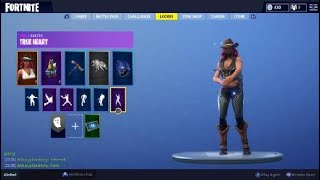 *NEW* CALAMITY SKIN UPGRADE SHOWCASE FORTNITE BATTLE ROYALE SEASON 6 BATTLE PASS