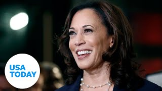 Joe Biden picks Kamala Harris as VP running mate for 2020 election | USA TODAY
