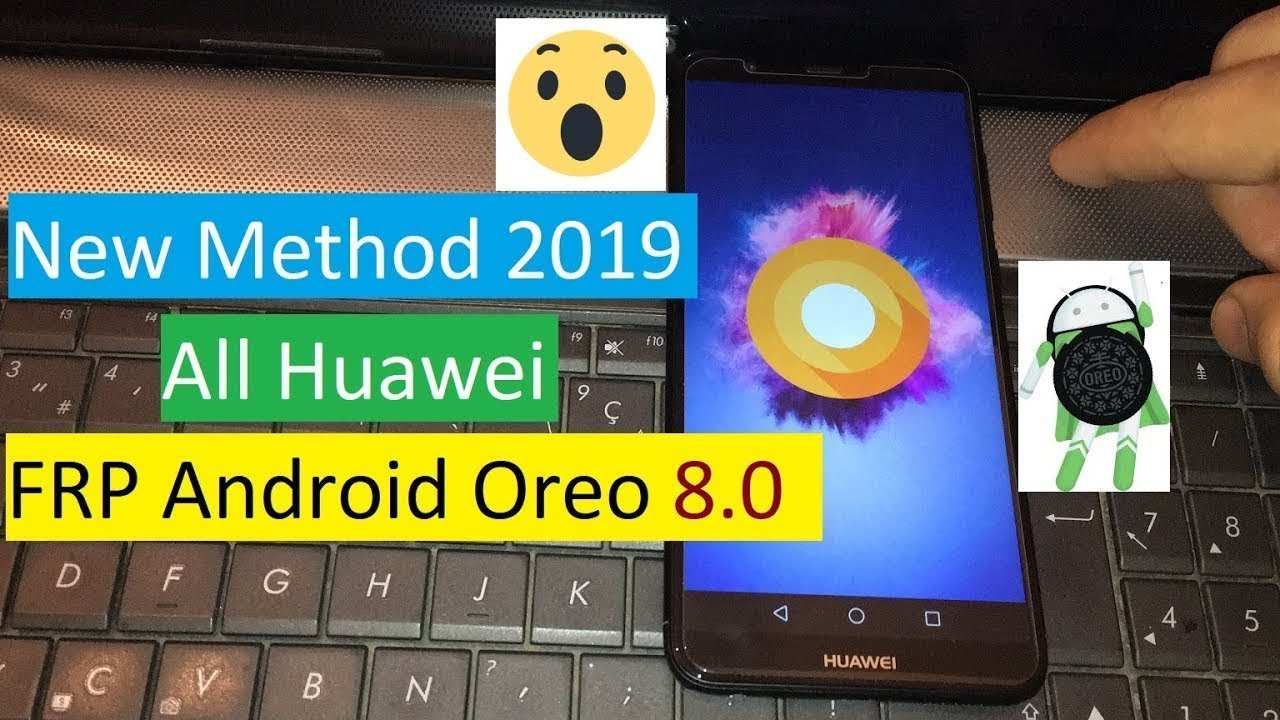 New Method 2019 `app not installed` All Huawei 2018 Remove Google Account  Unlock FRP 100% working