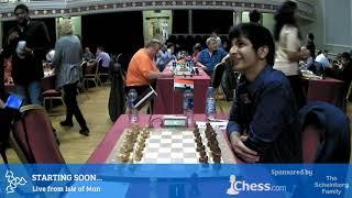2016 Chess.com Isle of Man Tournament (Douglas) Round 4, Part 1