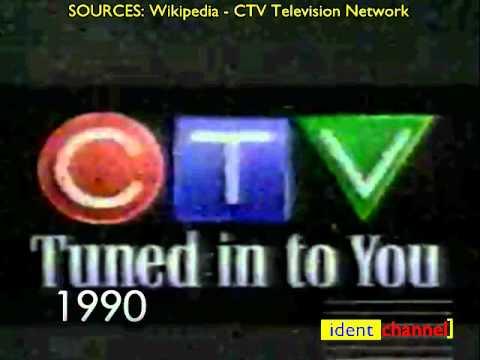 CANADIAN TELEVISION (CTV) ident